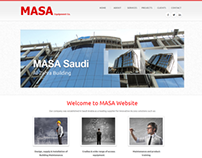 MASA Saudi Website