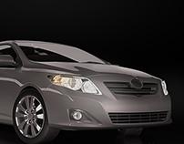 Car - Studio Light