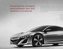 Acura NSX | Spread