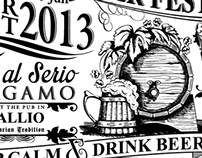 T-shirt for Beer Party - Original Bier Fest - Italy