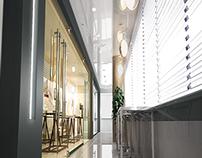 Office Inspiration VIZ. 3Ds Max & Vray