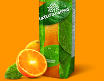 Naturalisimo Tetra Packaging