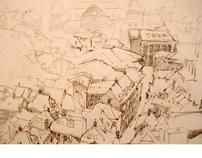 Drawings - Berlin & Bergen