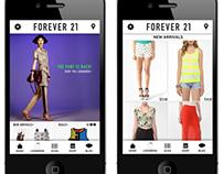 Forever 21 App
