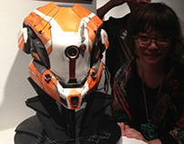helmet project from art center
