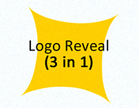 Shapes Logo Reveal Pack