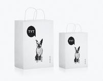 TYT, café Identity