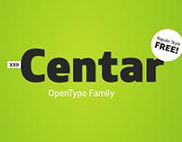 XXII Centar Sans - Font Family