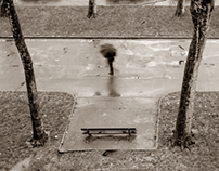 le banc / a bench