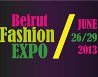 Beirut Fashion Expo – BFE 2013 Fashion with a Twist Jun