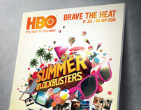 HBO Asia Summer BlockBusters