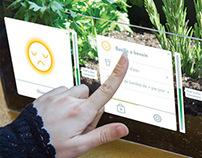 Amica - Interactive gardening