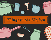 Things in the Kitchen (GIF)