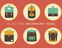 Backpacks and Bags (GIF)