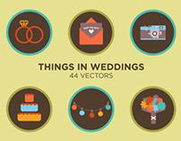 Things in Weddings (GIF)