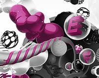 Graphic Illustrations 2010