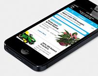Lowe's Mobile Website