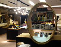 Luxury Home Wares Department, Harrods