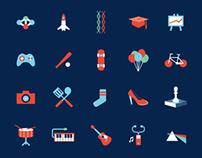 ZOYI Personalized icon set 2013