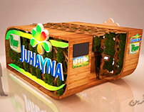 Juhayna Pure. (Booth)..