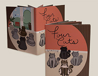 Four Cats Book