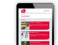 Website Natuurmuseum Brabant