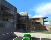 UKZN Fine Arts Faculty Building