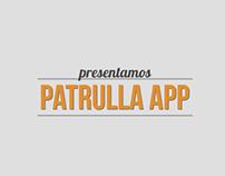 Patrulla App