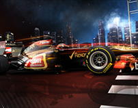 Sky Sport F1 - Ident