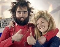 NO NONSENSE 'DOMESTIC' TV ad