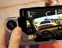 Nokia game center lumia 820