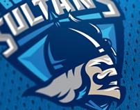 BOGAZICI SULTANS American Football Team Branding
