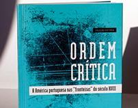 """Design editorial """"Ordem Crítica"""""""