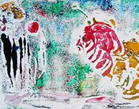 Experimental Paintings 2
