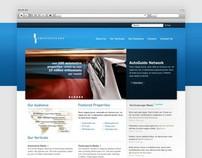 Corporate Website Homepage Design Proposal