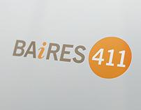 Logo for BAiRES 411