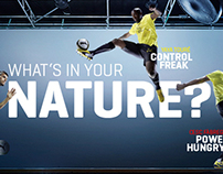 Puma Football // What's in your Nature