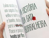 Dois Contos ©: Illustration Typographic