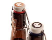 Fuchs-Bräu | Beer Label