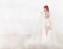 Recent fashion shoot