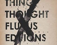 Fluxus Poster