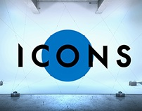 SYFY ICONS - Campaign