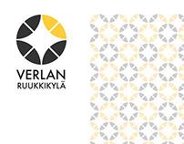 Brand Identity for Verlan Ruukkikylä