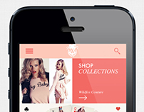 Wildfox Couture Mobile App