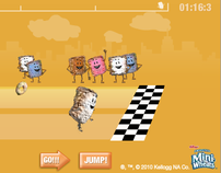 Frosted Mini Wheats online game
