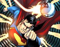 Sequentials DC/JLA/JSA/Supergirl