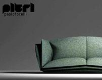 Coat sofa