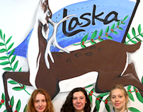 Laska charity store
