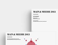 Main und Mee(h)r 2013