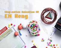 En Heng (Hmm) Stop-motion Animation